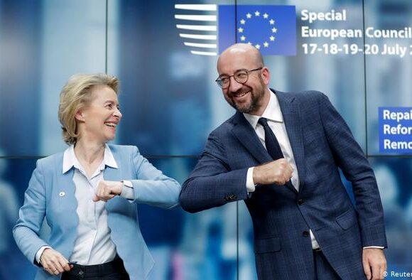 Σύνοδος Κορυφής : Η Ευρώπη στάθηκε όρθια