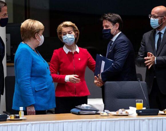 Σύνοδος Κορυφής: Νέα προσπάθεια για σύγκλιση των «27» από τον Σαρλ Μισέλ