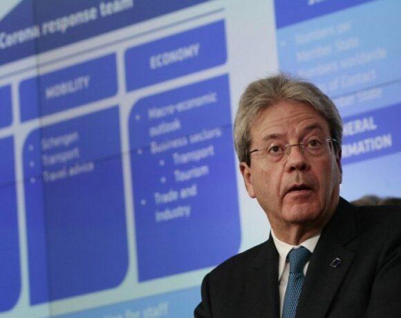 Τζεντιλόνι για Ταμείο Ανάκαμψης: Η σημαντικότερη απόφαση μετά την υιοθέτηση του ευρώ