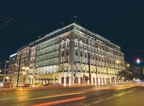 Το ιστορικό ξενοδοχείο ΜΕΓΑΛΗ ΒΡΕΤΑΝΝΙΑ, ανοίγει και πάλι τις πόρτες του στις 15 Ιουλίου