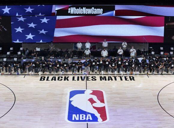 Το NBA ενάντια στον ρατσισμό