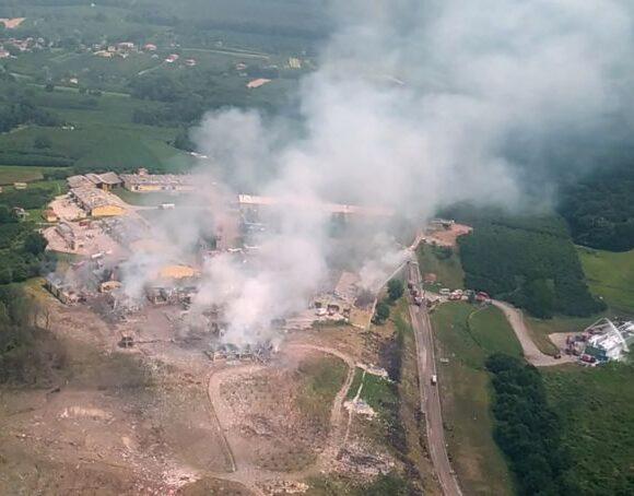 Τουρκία: Τρεις συλλήψεις για την έκρηξη στο εργοστάσιο πυροτεχνημάτων