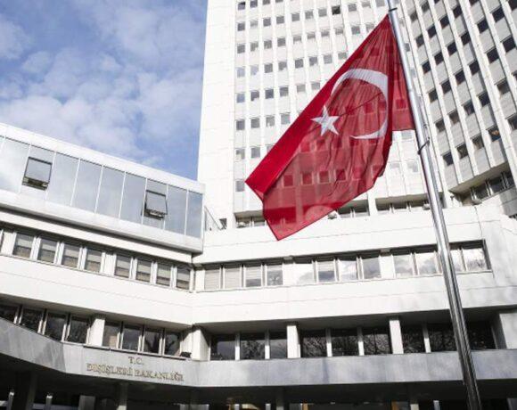 Τουρκικό ΥΠΕΞ: Να δουν τι έπαθαν στο Αιγαίο όσοι δεν έδειξαν σημασία στη σημαία μας