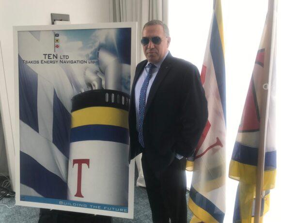 Τσάκος: Η ΤΕΝ παρήγγειλε τη ναυπήγηση τριών δεξαμενόπλοιων