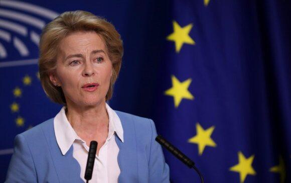 Φον ντερ Λάιεν (Κομισιόν): Iστορική η απόφαση της ΕΕ για το Ταμείο Ανάκαμψης