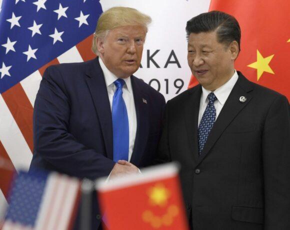 «Ψυχροπολεμικές» οι σχέσεις ΗΠΑ – Κίνας: Ο Τραμπ παγώνει… στο μυαλό του τη δεύτερη φάση εμπορικής συμφωνίας