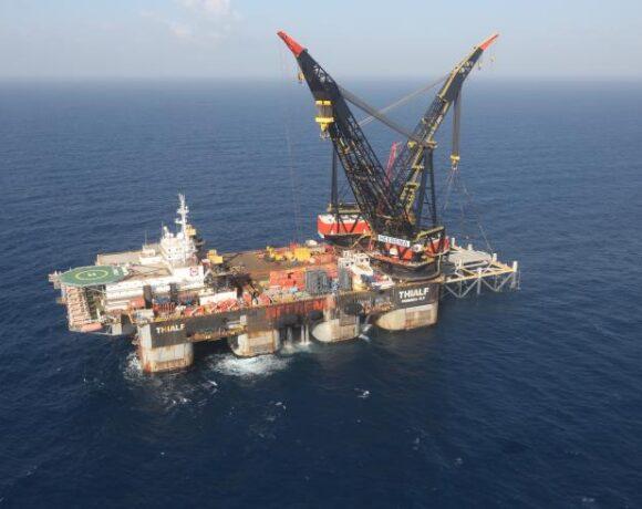 Chevron και Noble Energy επιβεβαίωσαν το ενδιαφέρον τους για τον χώρο της Ανατολικής Μεσογείου