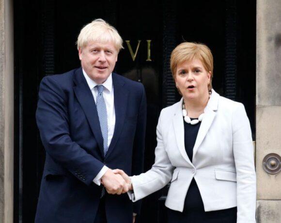 CNN : Θα φέρει ο κοροναϊός το τέλος του Ηνωμένου Βασιλείου;