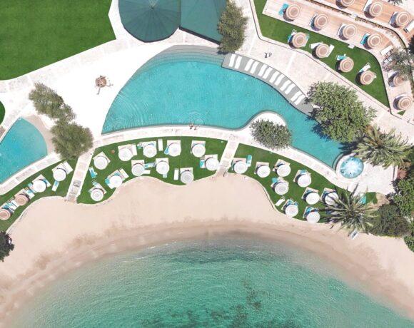 Crete's Elounda Peninsula Hotel is Welcoming Guests