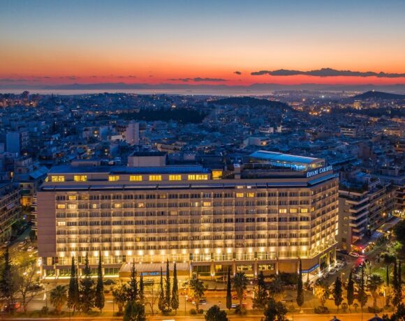 Divani Caravel Hotel in Athens Ready to Welcome Guests