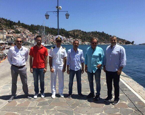 East Med Yacht Show: 18-20 Σεπτεμβρίου στον Πόρο