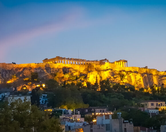 Free Full Moon Cultural Events in Greece on August 3