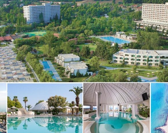 GHotels: Accommodation at its Finest in Halkidiki and on Crete