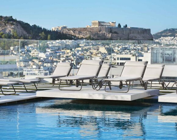 Grand Hyatt Athens Hotel Puts Safety First for Guests