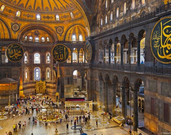 Greece Condemns Turkey's Court Decision to Turn Hagia Sophia into a Mosque