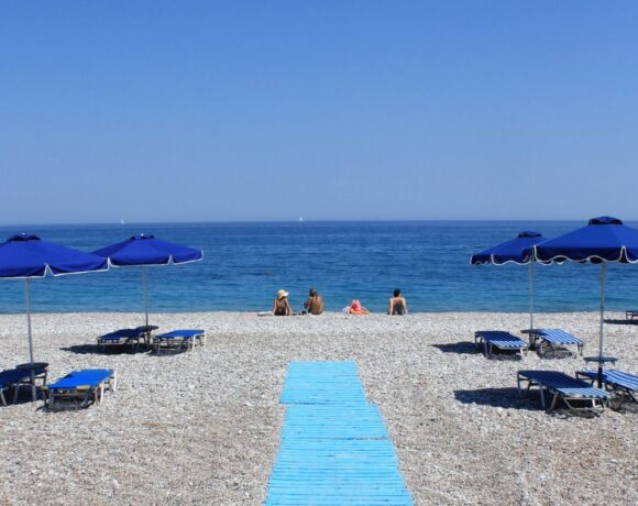 Greece Extends Covid-19 Measures on Beaches to End of July