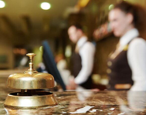 Greek Hoteliers Expect 67% Drop in 2020 Turnover
