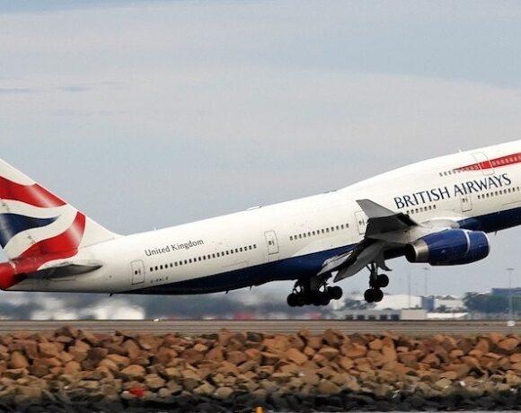 H British Airways αποσύρει όλα τα Βoeing 747 από τον στόλο της