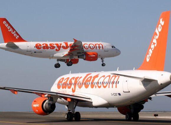 H EasyJet ξεκινά με 100 δρομολόγια προς Ευρώπη από τον Αύγουστο και διαθέτει προς πώληση πτήσεις για το καλοκαίρι του 2021