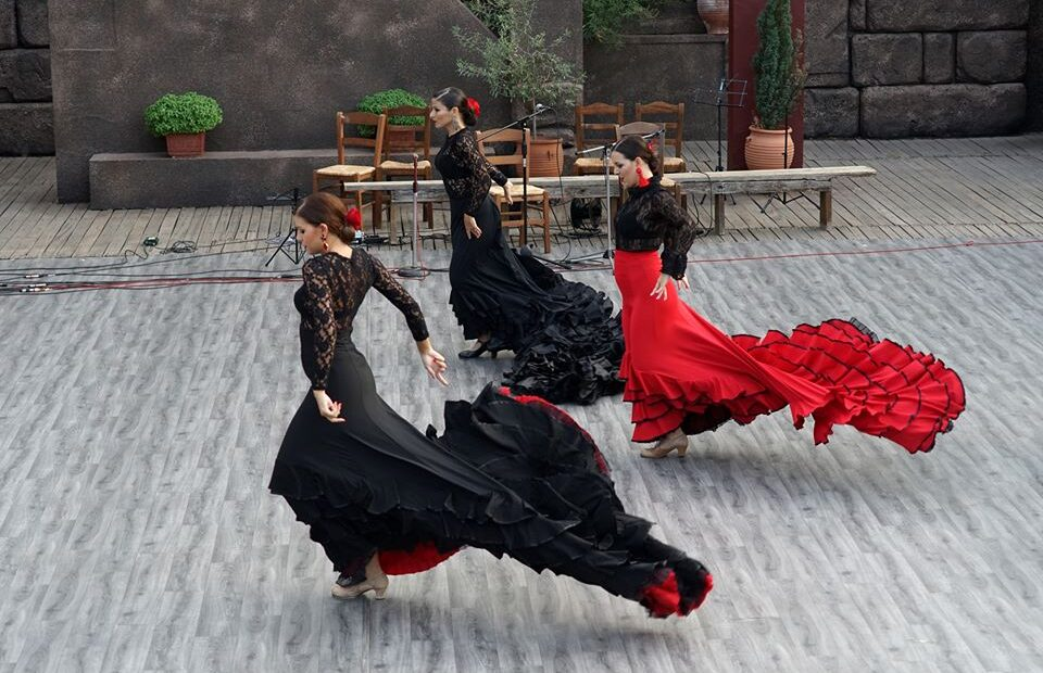 'Hola' Flamenco Festival 2020 to Bring Greek and Spanish Cultures Together