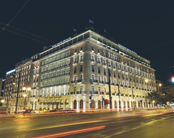Hotel Grande Bretagne in Athens Announces Reopening