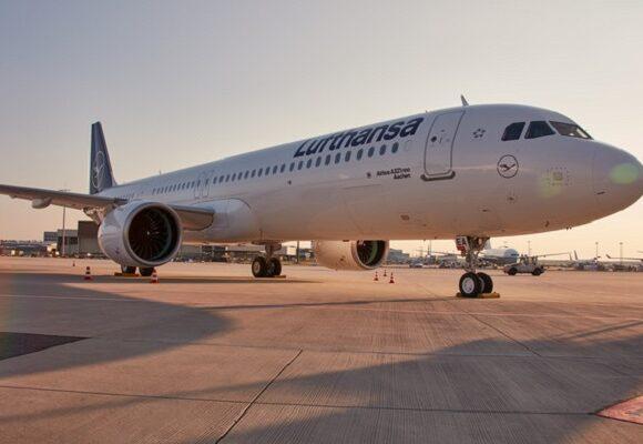 Lufthansa Group: 152 Weekly Flights to Greek Destinations