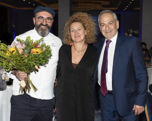 Makedonia Palace's Salonica Restaurant Shines at Greek Cuisine Awards 2020