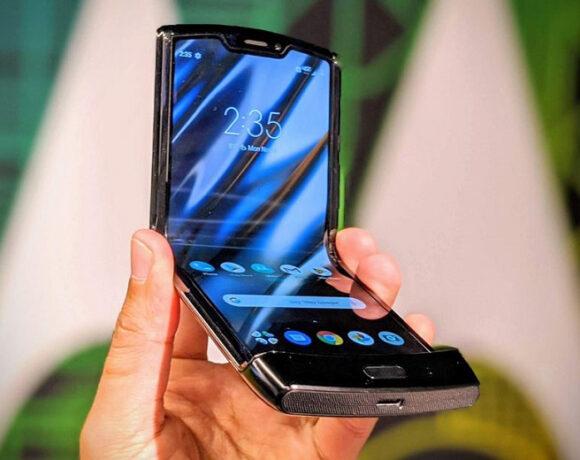 Motorola Razr 2020 5G: Οι πρώτες live φωτογραφίες της συσκευής