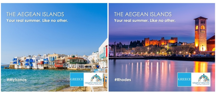 New Tourism Campaign Launches for South Aegean Islands