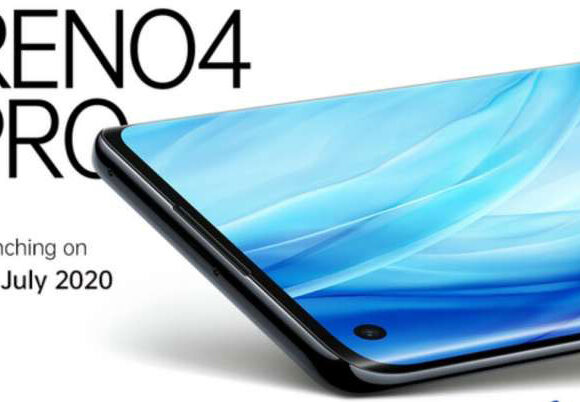 Oppo Reno4 Pro: Τα πρώτα renders της global έκδοσης δείχνουν μία επιπλέον κάμερα