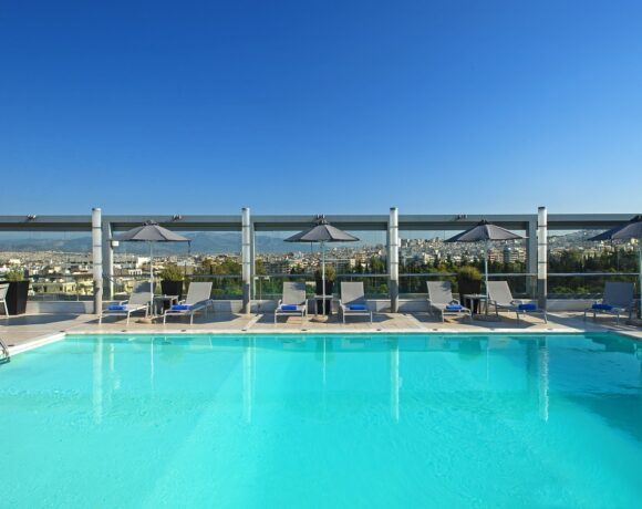Radisson Blu Park Hotel in Athens Reopens to Visitors