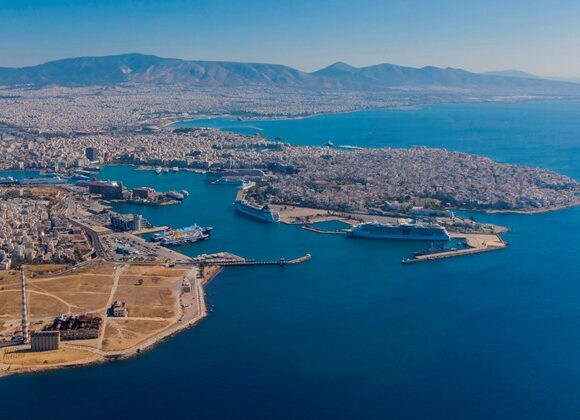 Six Greek Ports will Open to Cruise Ships in August