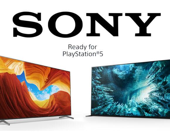 Sony: Ανακοίνωσε νέες Ready for PlayStation 5 τηλεοράσεις 4K και 8K