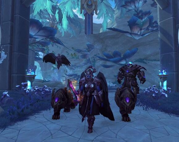 To World of Warcraft κάνει την αλλαγή φύλου του χαρακτήρα σας δωρεάν