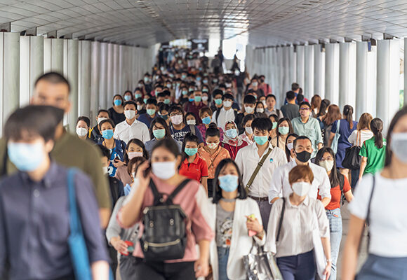 WTTC Launches #wear2care Campaign, Urges Travel with Face Masks