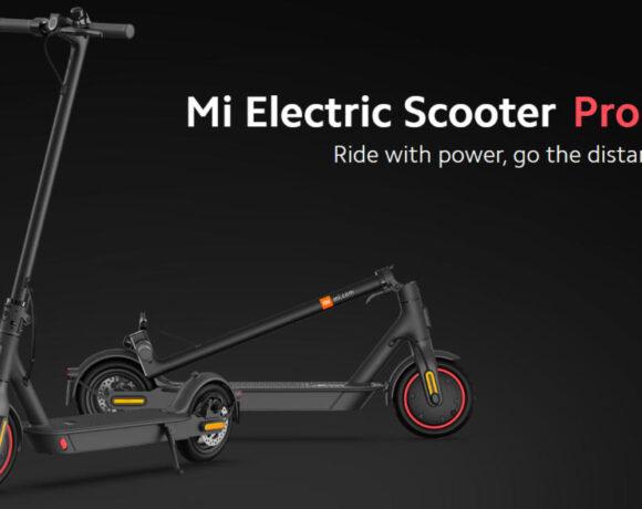 Xiaomi Mi Electric Scooter Pro 2: Επίσημα με κινητήρα 300W και ειδική F1 έκδοση