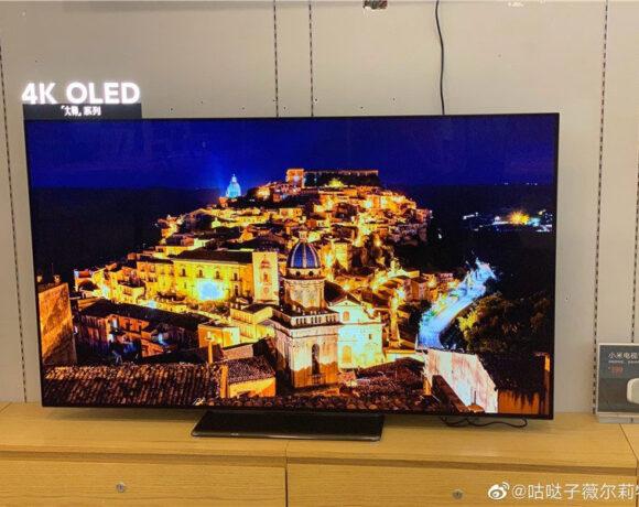 Xiaomi TV Master Series: Ανακοινώθηκε το πρώτο μοντέλο της σειράς με OLED panel στα 120Hz, HDMI 2