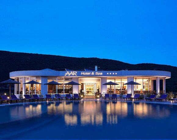 Aar Hotel & Spa in Ioannina Offers Stress-free Holidays