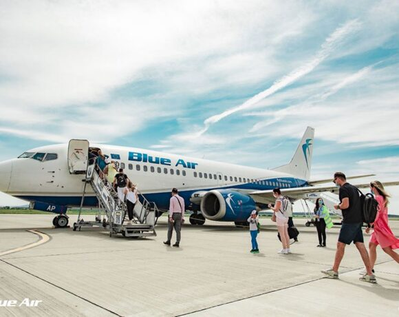 Blue Air Secures €62m Romanian Loan to Recover from Covid-19