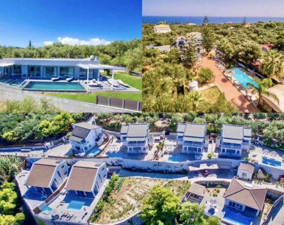 Cavo Mare Villas Promises Safe and Luxury Holidays on Zakynthos