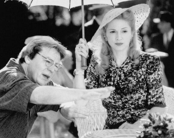 Άλαν Πάρκερ: Όταν σκηνοθέτησε την Μαντόνα στην «Εβίτα»