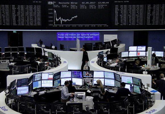 Ήπια κέρδη στις ευρωαγορές στο ξεκίνημα της εβδομάδας