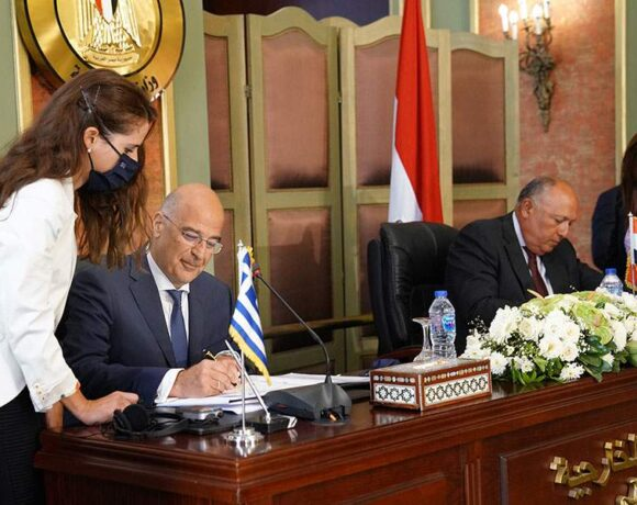 Αίγυπτος: Η ολομέλεια του Αιγυπτιακού Κοινοβουλίου ενέκρινε σήμερα τη συμφωνία με την Ελλάδα