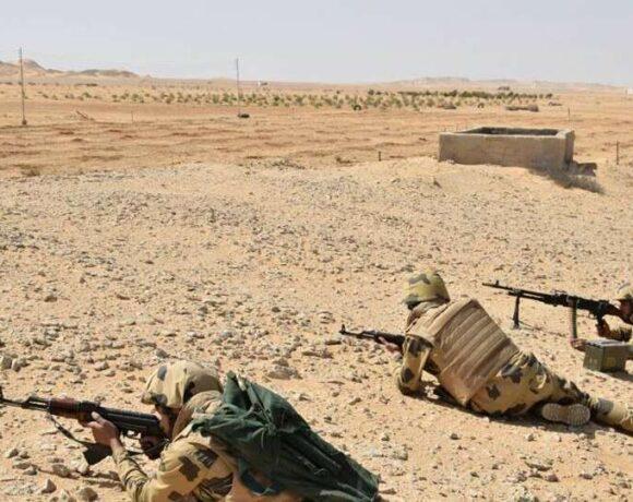 Αίγυπτος : Πάνω από 70 τζιχαντιστές νεκροί σε εκκαθαρίσεις του στρατού στο Σινά