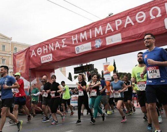 Αμφίβολος ο ημιμαραθώνιος της Αθήνας