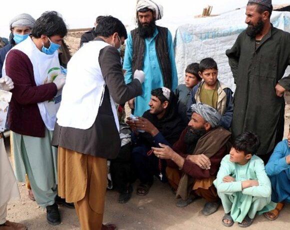 Αφγανιστάν: Σχεδόν ένας στους τρεις Αφγανούς έχει μολυνθεί από τον κορωνοϊό