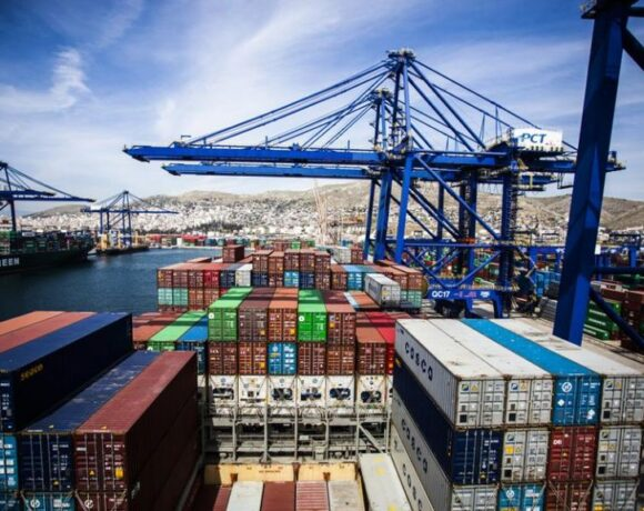 Βελτίωση της εικόνας των ελληνικών εξαγωγών τον Ιούνιο
