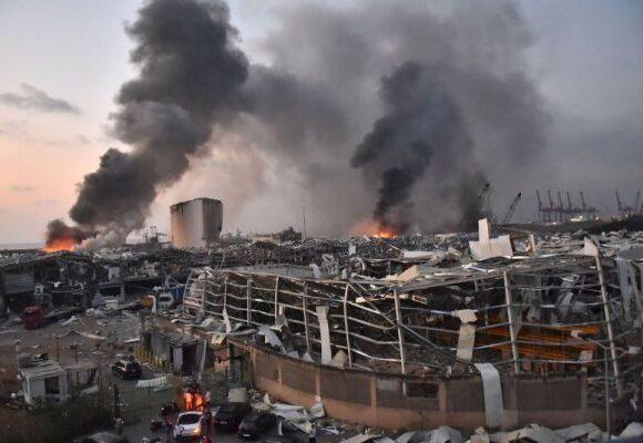 Βηρυτός : Πάνω από 60 άνθρωποι αγνοούνται