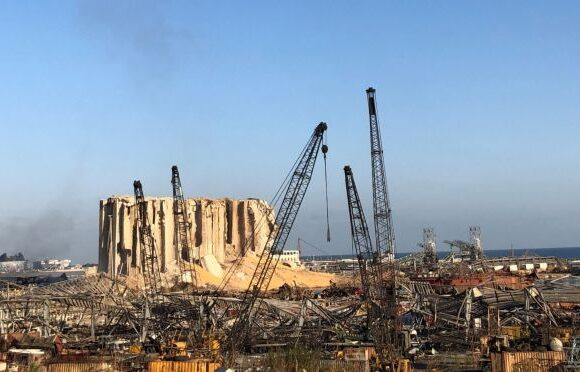 «Βιβλική η καταστροφή στην Βηρυτό» λέει στο MEGA o Κ