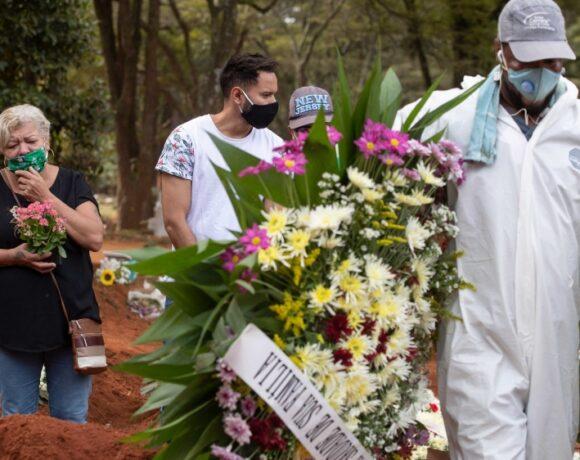 Βραζιλία : Πλησιάζει τους 115.000 νεκρούς – Καταγράφει 3.605